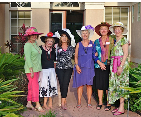 Welcome Club of Sarasota/Manatee – Alums – Meeting new people!